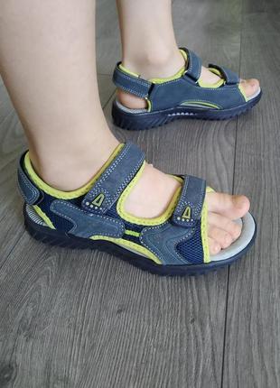 Открытые сандалии для мальчиков детские + видеообзор + 💥бесплатная доставка*