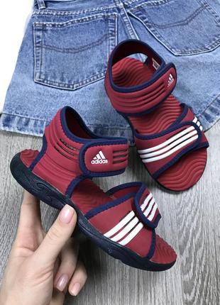 ️мягкие гибкие босоножки adidas