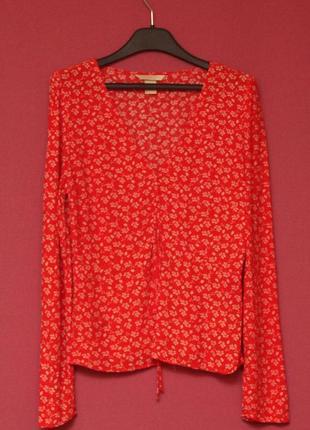 H&m 36 s блуза из вискозыы