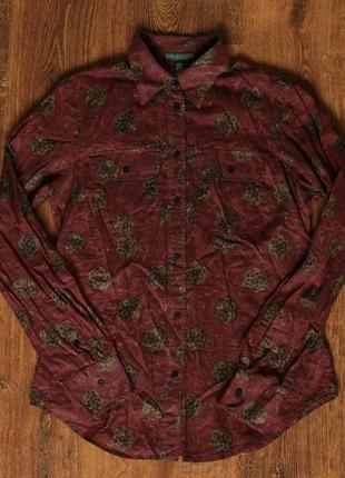 Женская блузка ralph lauren