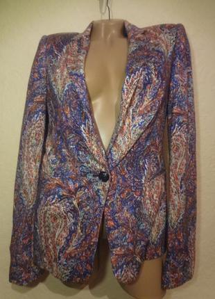 Пиджак zara размер м