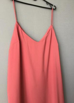 Трендовое платье в бельевом стиле asos 18--54 размер.4 фото