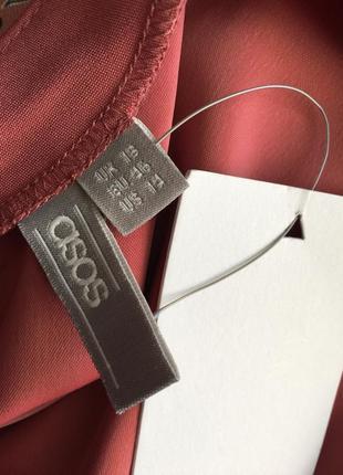 Трендовое платье в бельевом стиле asos 18--54 размер.6 фото
