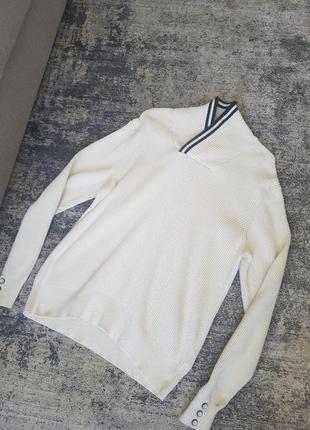 100% cotton свитер