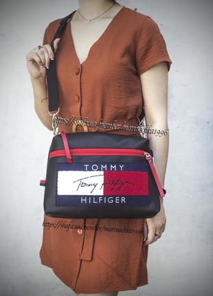 😍 новая качественная сумка через плече pu кожа + цвета❤️💛💙🖤🤍 / кроссбоди / клатч