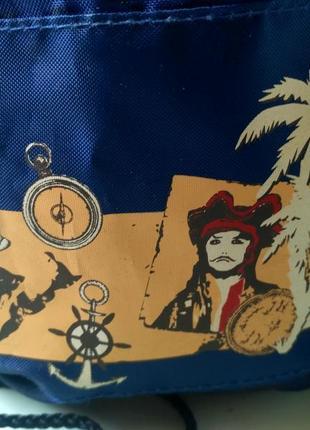 Рюкзак мешок капитан джек.