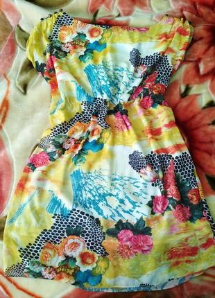 Платье  туника  сарафан
