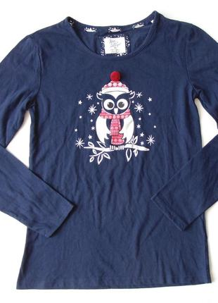 Пижамный свитер пижама м primark love to lounge