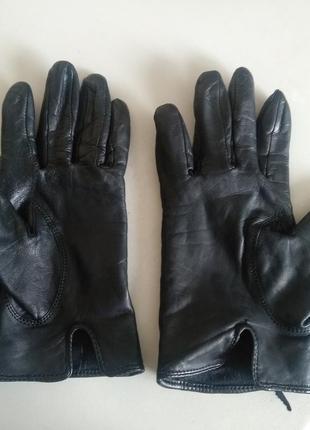 Accessories кожаные перчатки