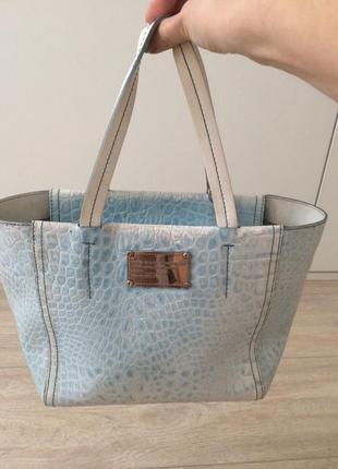 Красивеная сумка tosca blu оригинал