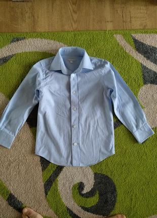 Рубашка, сорочка bluezoo р. 122 см.