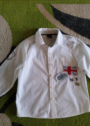 Рубашка, сорочка next р. 98