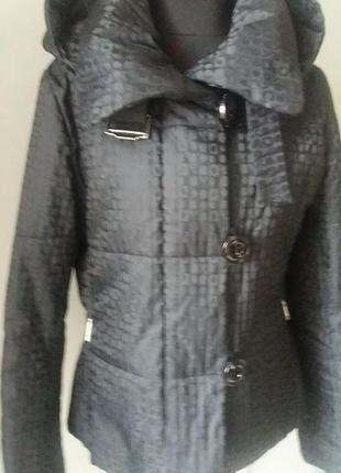 Куртка темно-синяя фактурная airfield (германия) оригинал раз.м