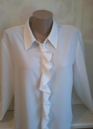 Класическая блузка