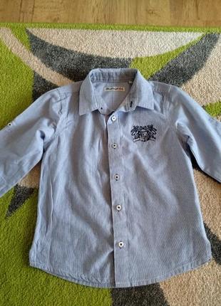 Рубашка, сорочка hadleigh р. 104-110