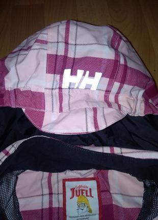Куртка, ветровка, дождевик helly hansen