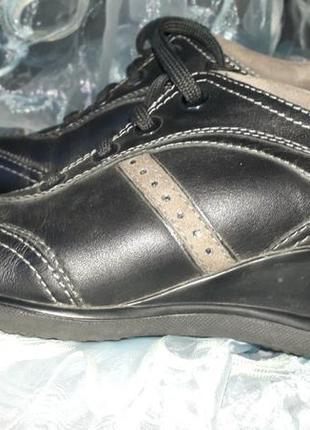 Мокасины кроссовки туфли кожаные