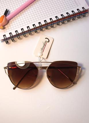 Хит сезона 2020! очки женские солнцезащитные