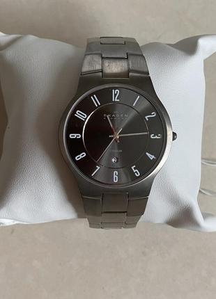 Часы мужские стильные модные премиум бренд scagen