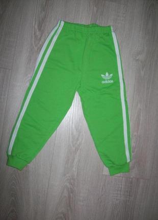 Спортивные штаны  с небольшим начесом р-р 26, 30