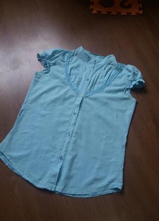 Леняя блузка