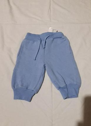 Спортивный штанишки на 62/68 см