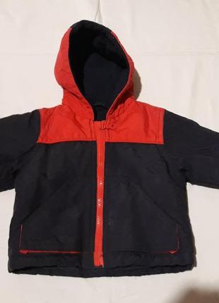 Тёплая куртка на весну/осень