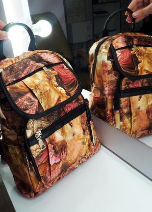 Распродажа очень красивых городских рюкзаков
