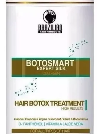 Ботокс botosmart expert silk collagen 1000 мл