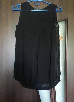 Блузка zara basic