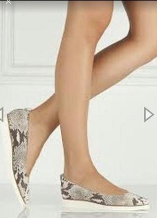 Натуральная кожа! легчайшие.туфли escada