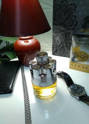 Мужская парфюмерная вода azzaro