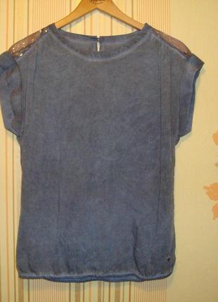 Красивая летняя блуза charles voegele
