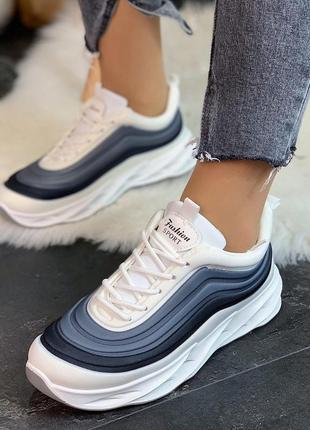Кроссовки на платформе 🖤🖤🖤