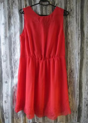 Нарядное платье с открытой спиной размер 48-50 большой выбор одежды,заходите!