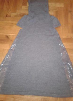 Скидка платье stefanel, зима разм-с, италия