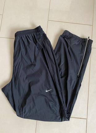 Штаны спортивные мужские летний вариант оригинал nike размер l