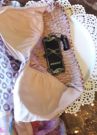 Шикарный шифоновый сарафанчик.италия.5 фото