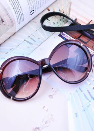 Новые большие оригинальные очки