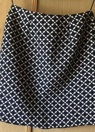 Стильная ,красивая юбка трапеция