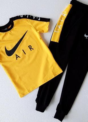 Модный спортивный костюм nike air