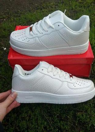 Кросівки білі кроссовки белые 6c9b1481ad123