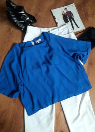 Актуальная блуза 100%вискоза