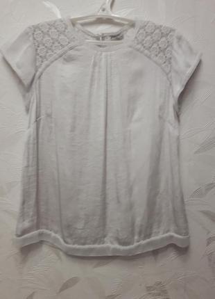 Легкая, невесомая блуза, 46-48, jigsaw
