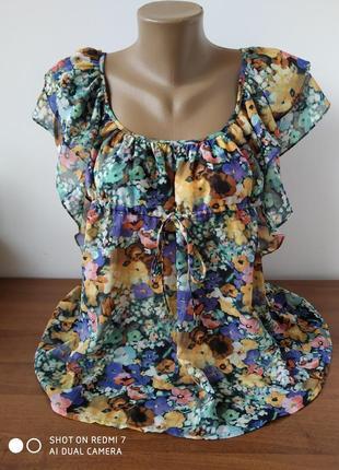 Жіноча блузи и блузка розмір-36-38