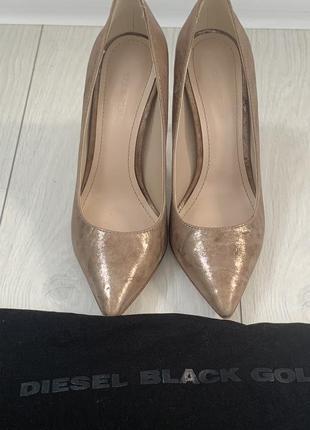 Женские туфли diesel