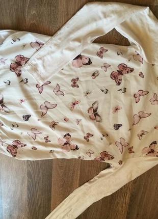 Женский белый свитер orsay