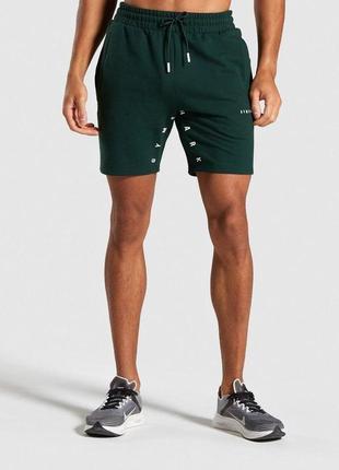 Мужские шорты gymshark contrast оригинал