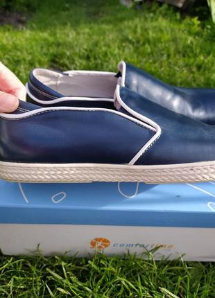 Туфли из натуральной кожи3 фото