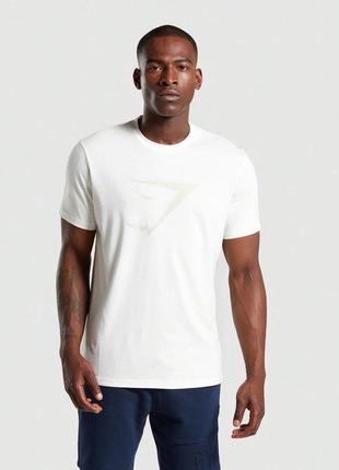 Мужская футболка gymshark tonal оригинал